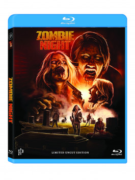ZOMBIE NIGHT - Cover A [Blu-ray] Edition - Uncut