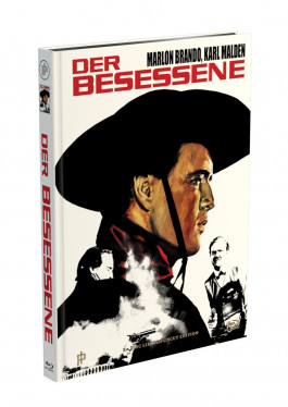 DER BESESSENE - 2-Disc Mediabook Cover A [Blu-ray + DVD] Limited 50 Edition - Uncut