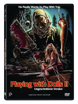 PLAYING WITH DOLLS 2 - Cover A [DVD] Edition - Uncut