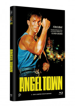 ANGEL TOWN - Grosse Hartbox Cover A [Blu-ray] Limited 33 Edition  - Uncut