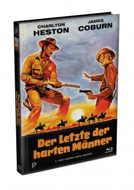 DER LETZTE DER HARTEN MÄNNER - Wattiertes Mediabook Cover A [Blu-ray] Limited 149 Edition