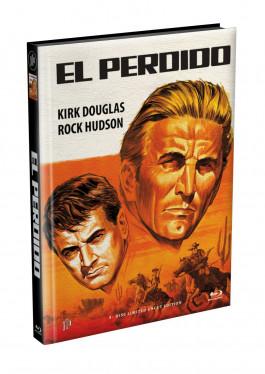 EL PERDIDO - Wattiertes Mediabook Cover A [Blu-ray] Limited 149 Edition