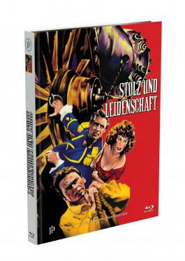 STOLZ UND LEIDENSCHAFT - 2-Disc Mediabook Cover A [Blu-ray + DVD] Limited 50 Edition - Uncut