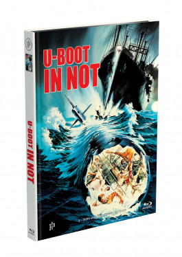 U-BOOT IN NOT - 2-Disc Mediabook Cover A [Blu-ray + DVD] Limited 50 Edition - Uncut