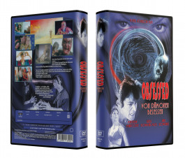 OBSESSED - Von Dämonen besessen - VideoCase Retro Edition Cover A - Limited 50 [DVD] Uncut