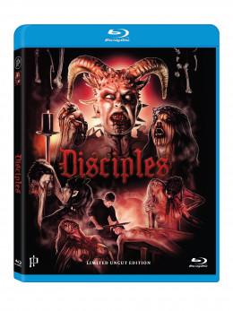 DISCIPLES - Jünger des Satans - Cover A [Blu-ray] Edition - Uncut