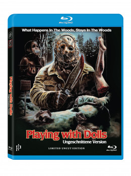 PLAYING WITH DOLLS 1 - Cover A [Blu-ray] Edition - Uncut