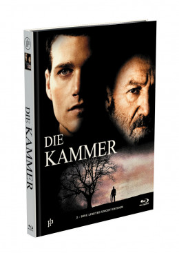 DIE KAMMER - 2-Disc Mediabook Cover A [Blu-ray + DVD] Limited 50 Edition - Uncut