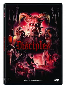 DISCIPLES - Jünger des Satans - Cover A [DVD] Edition - Uncut