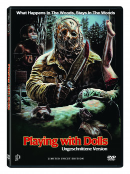 PLAYING WITH DOLLS 1 - Cover A [DVD] Edition - Uncut