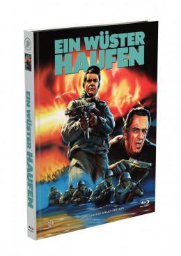 EIN WÜSTER HAUFEN - 2-Disc Mediabook Cover A [Blu-ray + DVD] Limited 50 Edition - Uncut