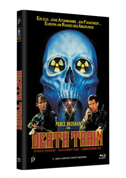 DEATH TRAIN - Grosse Hartbox Cover A [Blu-ray] Limited 33 Edition - Uncut
