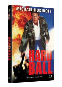 HARDBALL (Bounty Hunters 2) - Grosse Hartbox Cover A [Blu-ray] Limited 33 Edition - Uncut