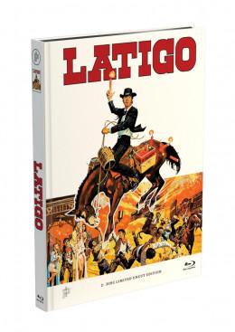 LATIGO - 2-Disc Mediabook Cover A [Blu-ray + DVD] Limited 50 Edition - Uncut
