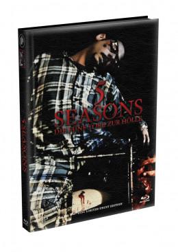 5 SEASONS - Die fünf Tore zur Hölle - 2-Disc wattiertes Mediabook - Cover F (Blu-ray + DVD) Limited 22 Edition - Uncut