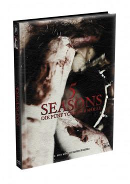 5 SEASONS - Die fünf Tore zur Hölle - 2-Disc wattiertes Mediabook - Cover L (Blu-ray + DVD) Limited 22 Edition - Uncut