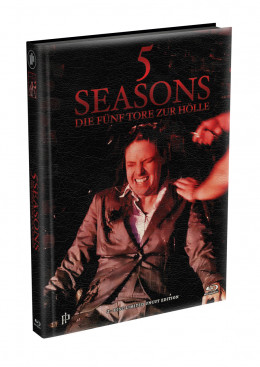 5 SEASONS - Die fünf Tore zur Hölle - 2-Disc wattiertes Mediabook - Cover U (Blu-ray + DVD) Limited 22 Edition - Uncut