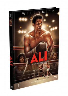 ALI - 2-Disc Mediabook Cover A [Blu-ray + DVD] Limited 888 Edition - Uncut