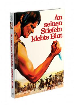 NAVAJO JOE - An seinen Stiefeln klebte Blut - 2-Disc Mediabook Cover A [Blu-ray + DVD] Limited 50 Edition - Uncut