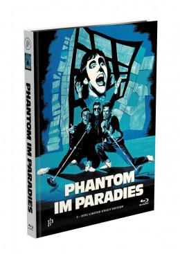 PHANTOM IM PARADIES - 2-Disc Mediabook Cover A [Blu-ray + DVD] Limited 50 Edition - Uncut