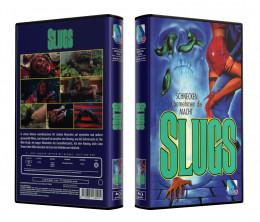 SLUGS - 3-Disc VideoCase Retro Edition Cover A - Limited 77 [1 Blu-ray+2 DVD] Uncut