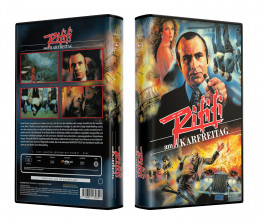 RIFIFI AM KARFREITAG (The Long Good Friday) - VideoCase Retro Edition Cover A - Limited 33 [Blu-ray] Uncut