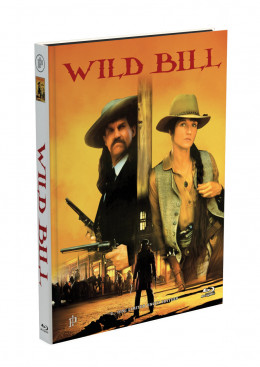 WILD BILL - 2-Disc Mediabook Cover A [Blu-ray + DVD] Limited 50 Edition - Uncut