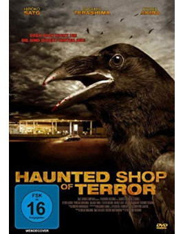 HAUNTED SHOP OF TERROR