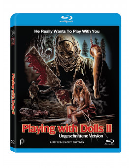 PLAYING WITH DOLLS 2 - Cover A [Blu-ray] Edition - Uncut