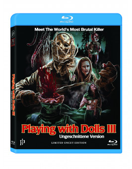 PLAYING WITH DOLLS 3 - Havoc- Cover A [Blu-ray] Edition - Uncut