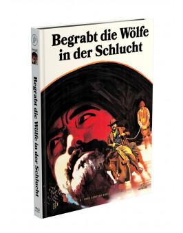 BEGRABT DIE WÖLFE IN DER SCHLUCHT - 2-Disc Mediabook Cover A [Blu-ray + DVD] Limited 50 Edition  - Uncut