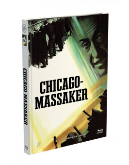 CHICAGO-MASSAKER - 2-Disc Mediabook Cover A [Blu-ray + DVD] Limited 50 Edition - Uncut
