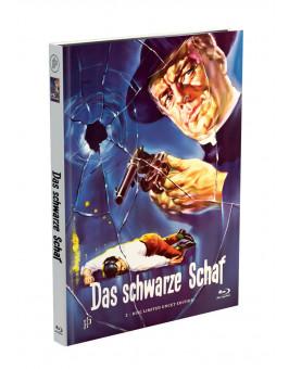 PATER BROWN - DAS SCHWARZE SCHAF - 2-Disc Mediabook Cover A [Blu-ray + DVD] Limited 50 Edition - Uncut