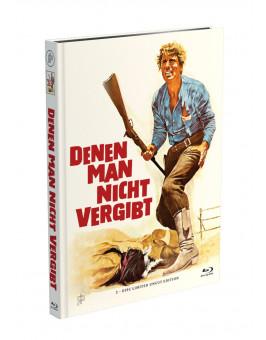 DENEN MAN NICHT VERGIBT - 2-Disc Mediabook Cover A [Blu-ray + DVD] Limited 50 Edition - Uncut