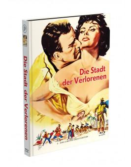 DIE STADT DER VERLORENEN - 2-Disc Mediabook Cover A [Blu-ray + DVD] Limited 50 Edition - Uncut