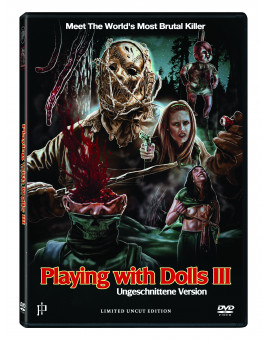PLAYING WITH DOLLS 3 - Havoc - Cover A [DVD] Edition - Uncut