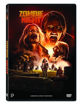 ZOMBIE NIGHT - Cover A [DVD] Edition - Uncut