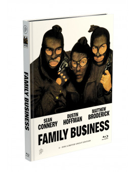 FAMILY BUSINESS - 2-Disc Mediabook Cover A [Blu-ray + DVD] Limited 50 Edition - Uncut