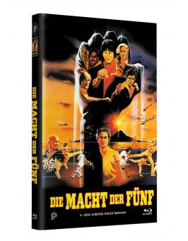 DIE MACHT DER FÜNF - Grosse Hartbox Cover A [Blu-ray] Limited 33 Edition - Uncut