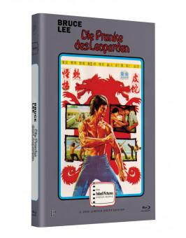 DIE PRANKE DES LEOPARDEN - Grosse Hartbox Cover A [Blu-ray] Limited 33 Edition - Uncut