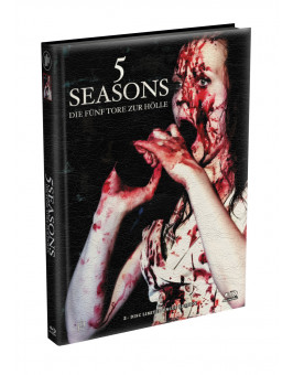5 SEASONS - Die fünf Tore zur Hölle - 2-Disc wattiertes Mediabook - Cover R (Blu-ray + DVD) Limited 22 Edition - Uncut