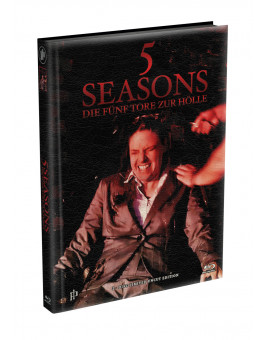 5 SEASONS - Die fünf Tore zur Hölle - 2-Disc wattiertes Mediabook - Cover U (Blu-ray + DVD) Limited 22 Edition - Uncut