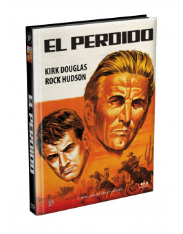 EL PERDIDO - Wattiertes Mediabook Cover A [Blu-ray] Limited 149 Edition