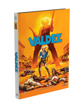 VALDEZ - 2-Disc Mediabook Cover A [Blu-ray + DVD] Limited 50 Edition - Uncut