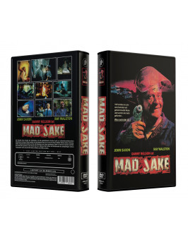 MAD JAKE - VideoCase Retro Edition Cover A - Limited 50 [DVD] Uncut
