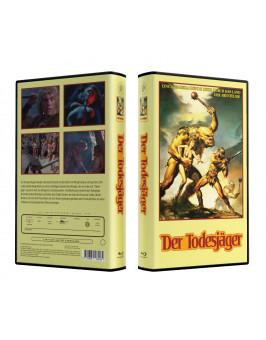 DER TODESJÄGER aka Deathstalker - VideoCase Retro Edition Cover A - Limited 25 [Blu-ray] Uncut