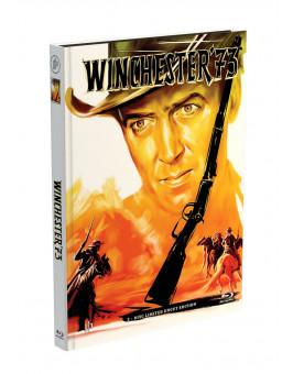 WINCHESTER ´73 - 2-Disc Mediabook Cover A [Blu-ray + DVD] Limited 50 Edition - Uncut - Bonus DVD: Der Mann aus Kentucky